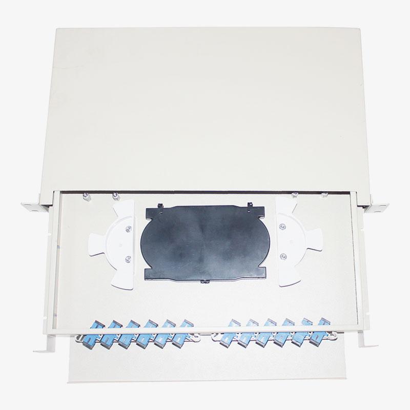 Panel de conexión de fibra óptica OF-01013
