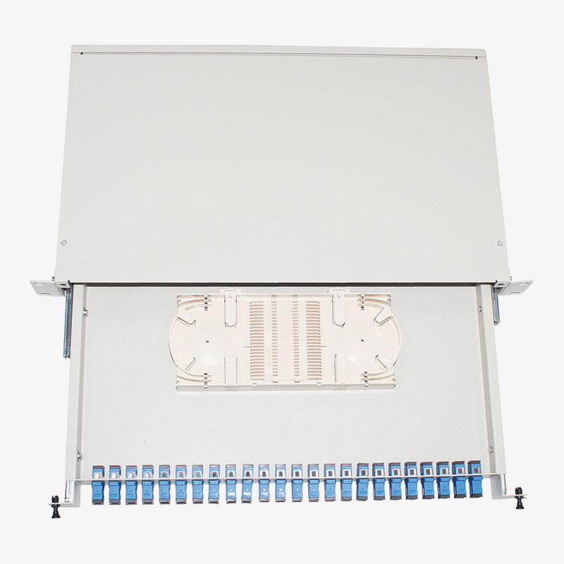 Panel de conexión de fibra óptica OF-01014