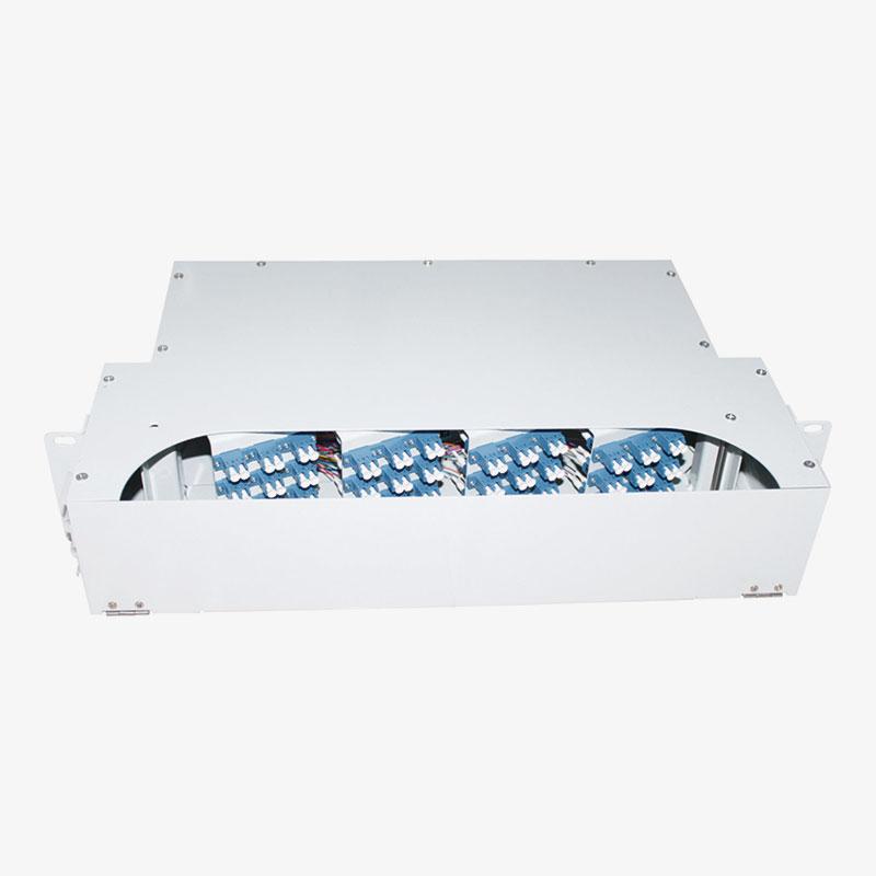 Panel de conexión de fibra óptica OF-01021 OF-01022 OF-01023