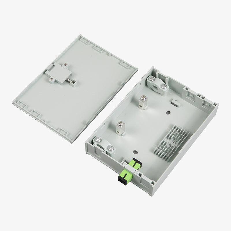 Caja de distribución interior FTTH OF-02015